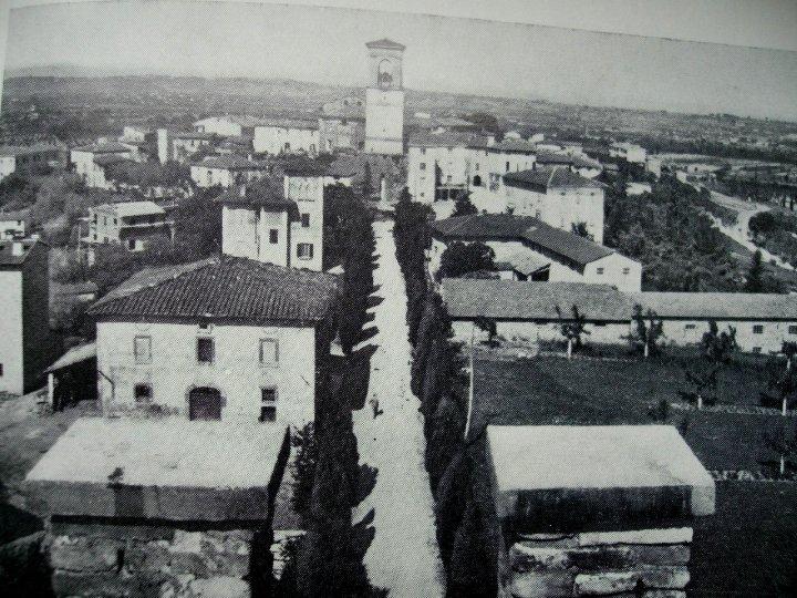 Veduta aerea Torgiano